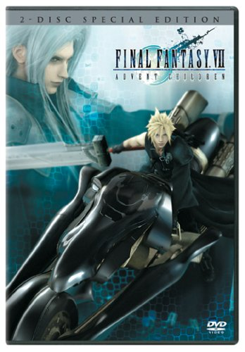 Final Fantasy VII: Advent Children (Special Edition) DVD Image