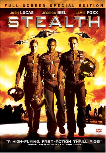 Stealth (Pan & Scan/ 2-Disc) DVD Image