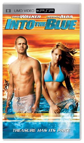 Into The Blue (Widescreen/ UMD) DVD Image