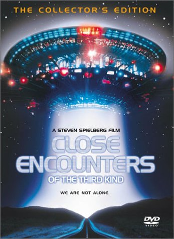 Close Encounters Of The Third Kind (Special Edition) DVD Image