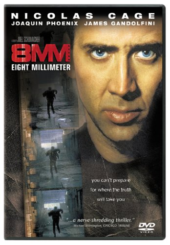 8MM (Eight Millimeter/ R-Rated Version) DVD Image