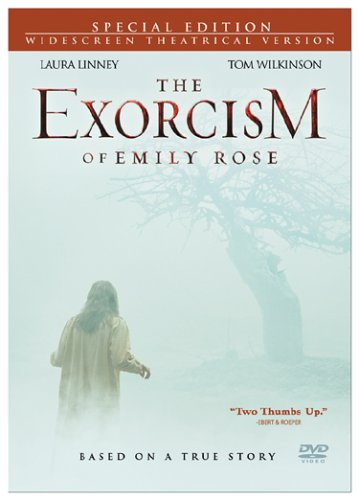 Excorcism Of Emily Rose (PG-13 Version) DVD Image