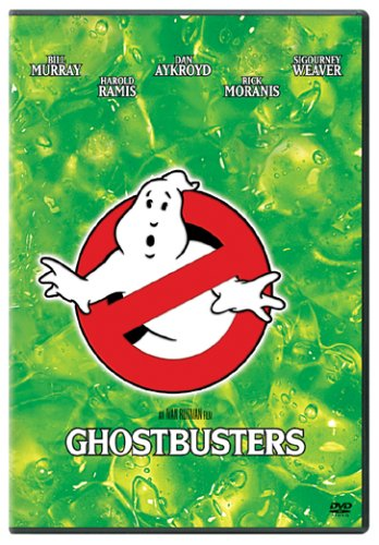 Ghostbusters (Special Edition) DVD Image