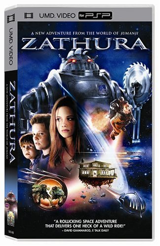 Zathura (Movie-Only Edition/ UMD) DVD Image