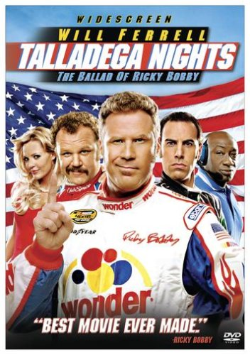 Talladega Nights: The Ballad Of Ricky Bobby (Widescreen/ PG-13 Version) DVD Image