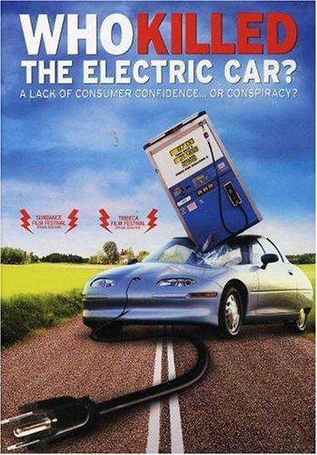 Who Killed The Electric Car? DVD Image
