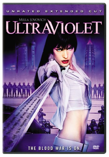 Ultraviolet (2006/ Unrated Version) DVD Image