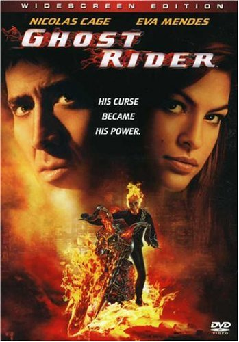 Ghost Rider (Widescreen) DVD Image