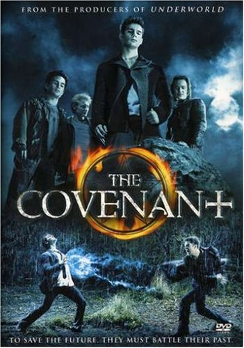 Covenant (2006/ Sony Pictures) DVD Image