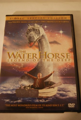 The Water Horse Legend of the Deep (2007) 2 Disc set DVD Image