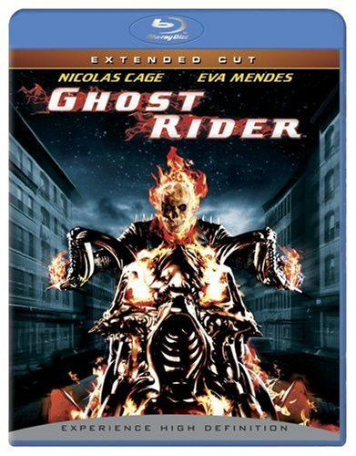 Ghost Rider (Widescreen/ Blu-ray) DVD Image