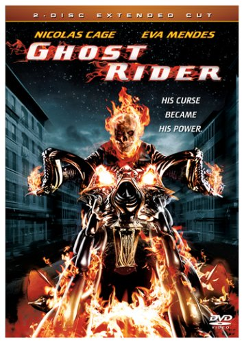 Ghost Rider (Widescreen/ Special Edition) DVD Image