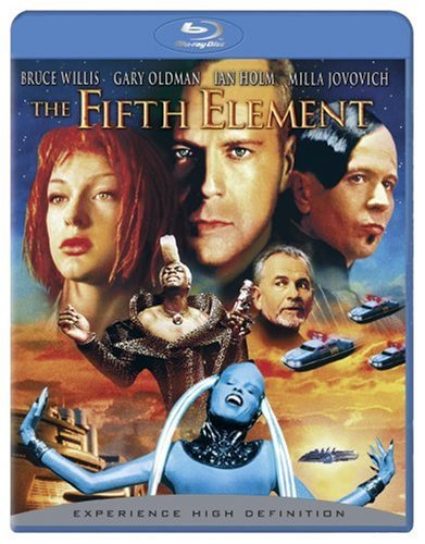 Fifth Element (Blu-ray) DVD Image