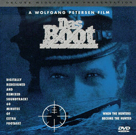 Das Boot (a.k.a. The Boat/ Special Edition/ Jewel Case) DVD Image