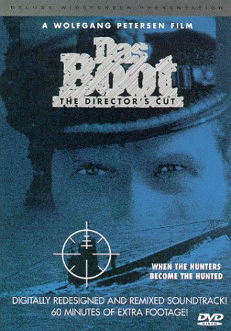 Das Boot (a.k.a. The Boat/ Special Edition) DVD Image