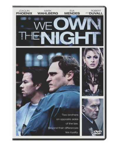 We Own The Night DVD Image