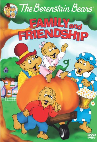 Berenstain Bears (Columbia/Tri-Star): Family And Friendship DVD Image