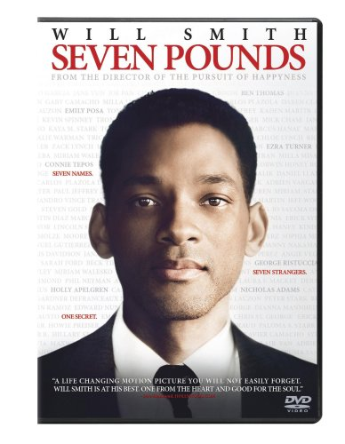 Seven Pounds DVD Image