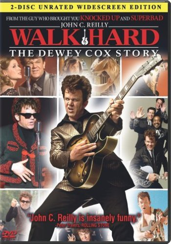 Walk Hard: The Dewey Cox Story (Unrated Version/ 2-Disc) DVD Image