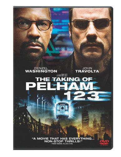 The Taking of Pelham 1 2 3 DVD Image
