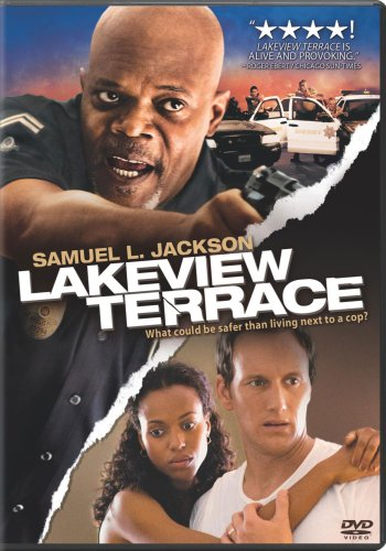 Lakeview Terrace DVD Image