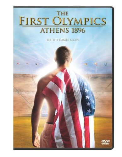 First Olympics: Athens 1896 DVD Image