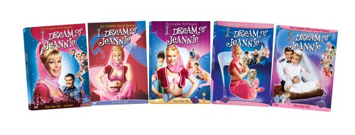 I Dream Of Jeannie: The Complete 1st - 5th Seasons (Old Version) DVD Image