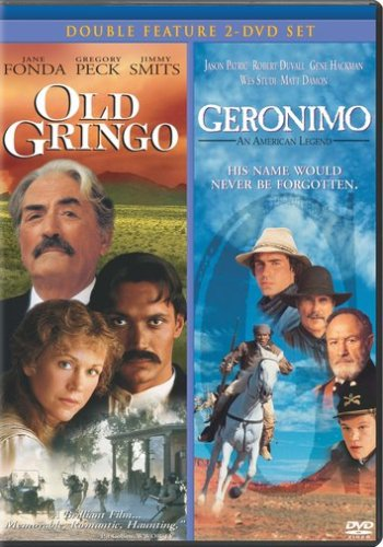 Old Gringo / Geronimo: American Legend (Widescreen) DVD Image