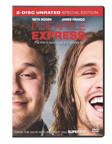 Pinapple Express (Unrated Version/ 2-Disc w/ Digital Copy) DVD Image