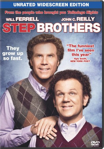 Step Brothers (Unrated Version) DVD Image