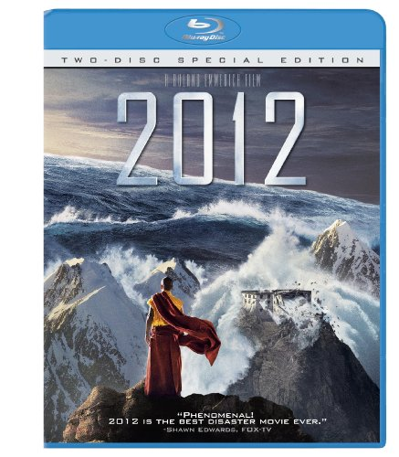 2012 (Two-Disc Special Edition) [Blu-ray] DVD Image