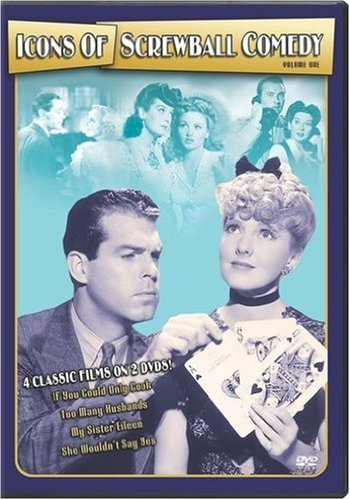 Icons Of Screwball Comedy, Vol. 1 DVD Image