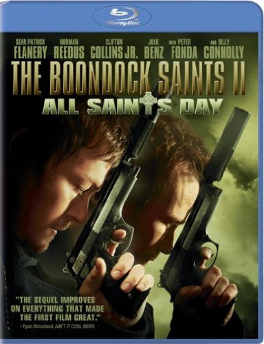 The Boondock Saints II: All Saints Day [Blu-ray] DVD Image