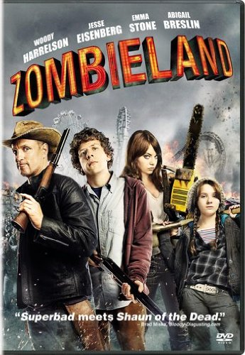Zombieland DVD Image