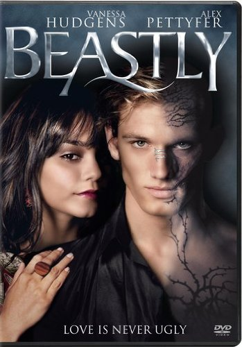 Beastly DVD Image
