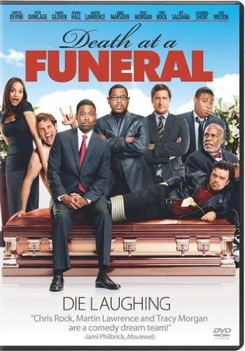Death at a Funeral DVD Image