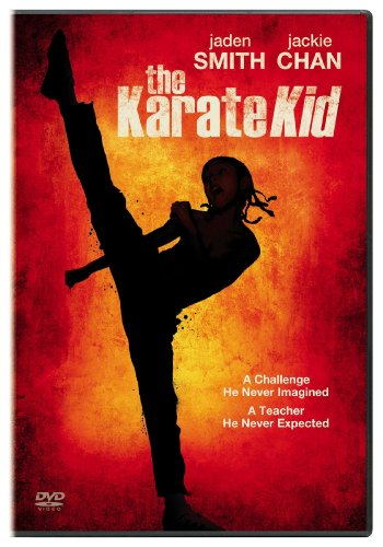 The Karate Kid DVD Image