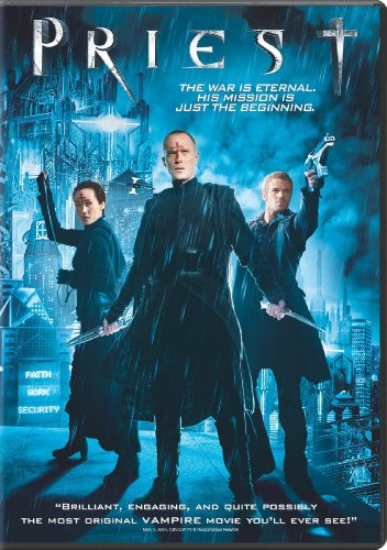 Priest (Rated Version) DVD Image
