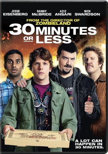 30 Minutes or Less DVD Image
