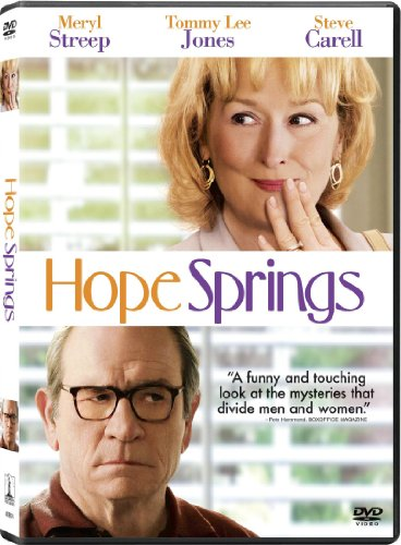 Hope Springs (+ UltraViolet Digital Copy) DVD Image