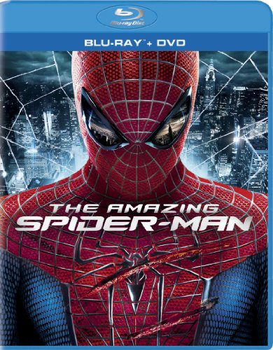 The Amazing Spider-Man (Three-Disc Combo: Blu-ray / DVD + UltraViolet Digital Copy) DVD Image