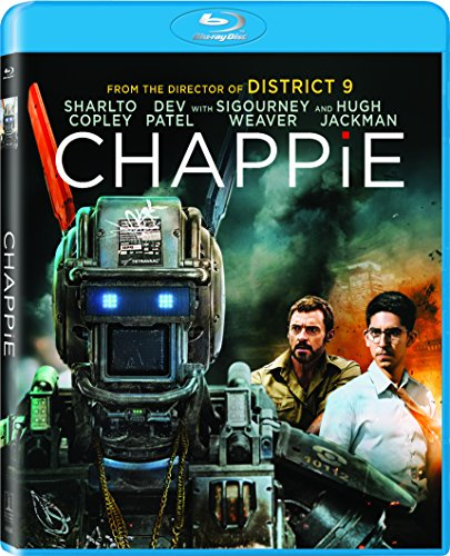 Chappie [Blu-ray + UltraViolet] DVD Image