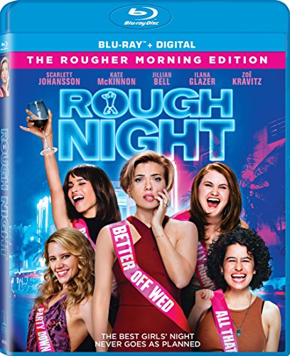Rough Night [Blu-ray] DVD Image