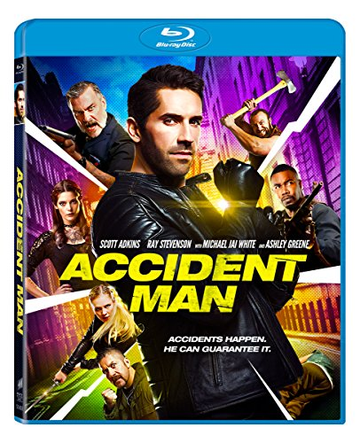 Accident Man [Blu-ray] DVD Image