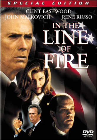 In The Line Of Fire (Special Edition) DVD Image