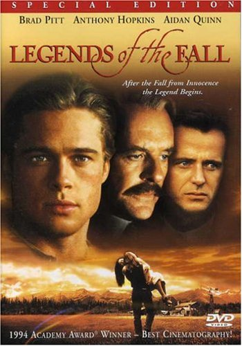 Legends Of The Fall (Special Edition) DVD Image