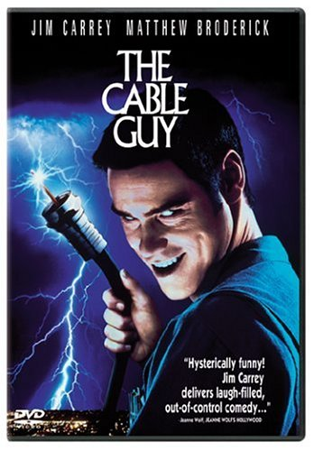 Cable Guy DVD Image
