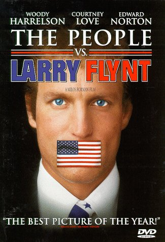 People Vs. Larry Flynt (Movie-Only Edition) DVD Image