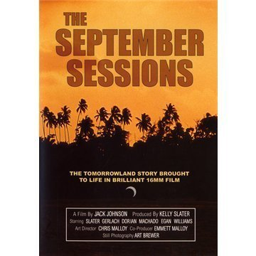 September Sessions DVD Image