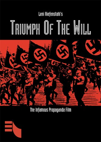 Triumph Of The Will (Connoisseur/Meridian) DVD Image